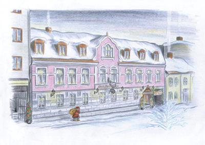 Gästgivaregården, Norra Drottninggatan