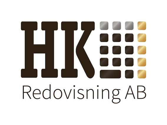 Logotyp HK-Redovisning