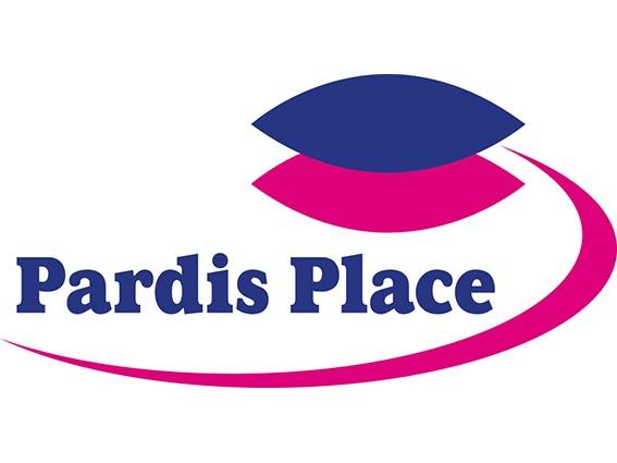 Logotyp Pardis Place