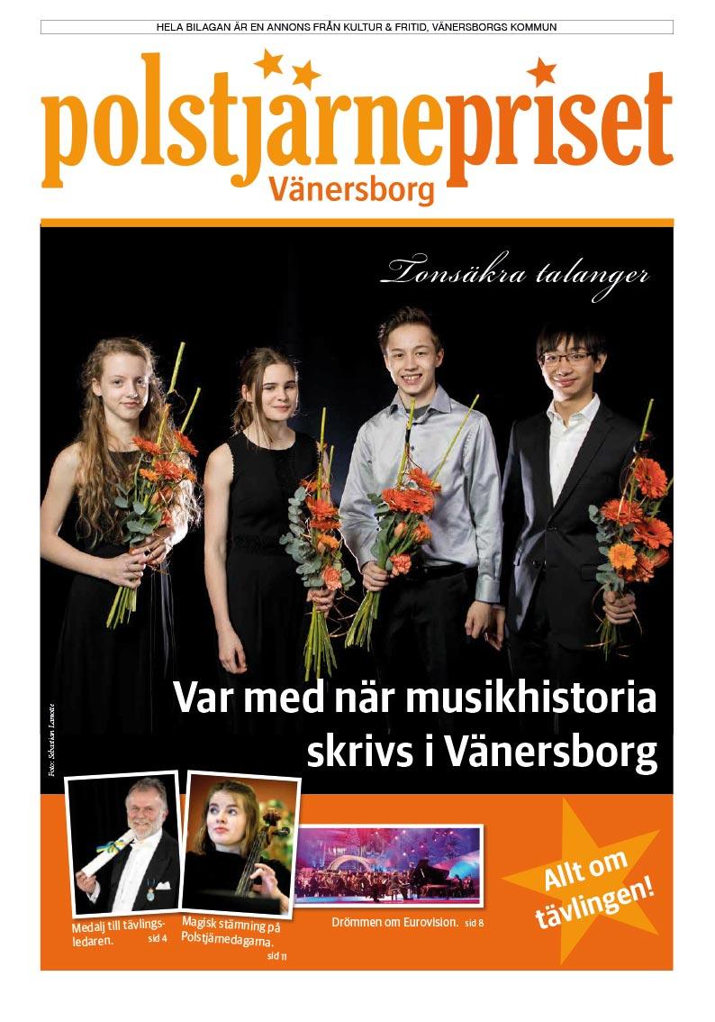 Portfolio Polstjärnepriset - annonsbilaga