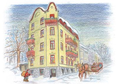 Strykjärnet, Skolgatan